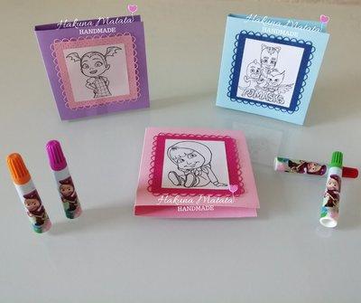 Matata Color - kit colora disegno