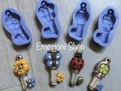 Stampi chiavi portafortuna
