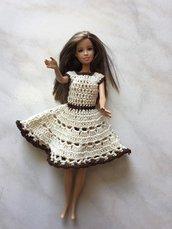 Vestito abito per bambola  Barbie