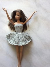 Vestitino abito per bambola Barbie