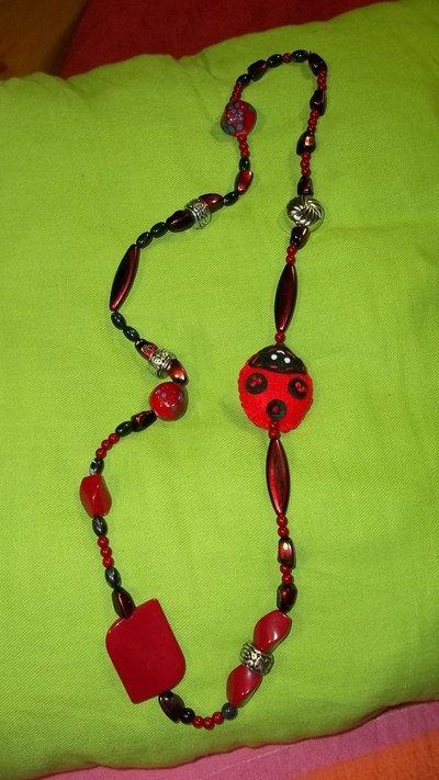 """Collana """"Ladybug"""""""