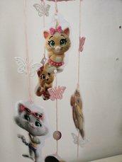 Acchiappa sogni decorazione cameretta lampadari bimbi adulti idea regalo Personalizzabile ❤️