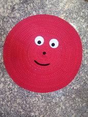Tappeto rosso REDDY