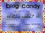 Il mio Giveaway!!!
