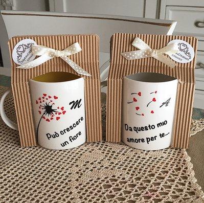 Tazza in ceramica personalizzata