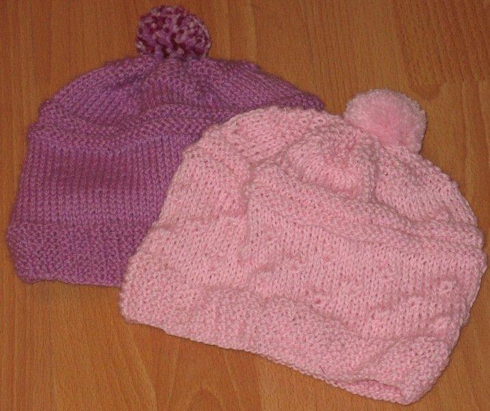 e-pattern cappellino Pon Pon