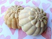 Sapone naturale con liquirizia purissima, 100% artigianale.