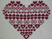 quadro ''cuore di cuori''
