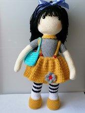 Dany, bambola amigurumi