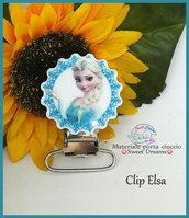 Clip in resina *Elsa*