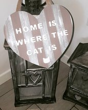 *Home is where the cat is*