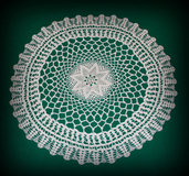 4) Centrotavola con stella