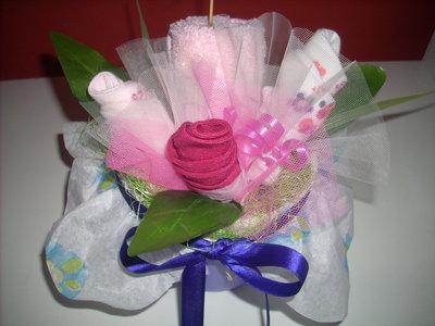 Bouquet calzini Bimba