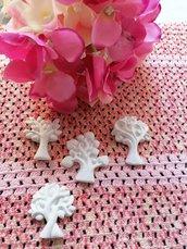 Albero della vita gesso ceramico fai da te 4 nuovi modelli