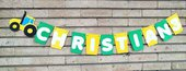 Banner buon compleanno. Banner compleanno. Banner primo compleanno. Banner nome personalizzato. Festa compleanno.