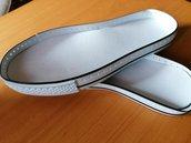 Suola scarpetta  N22  cm23
