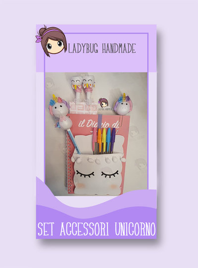 Tutorial PDF accessori unicorno
