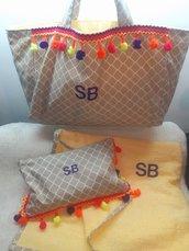 Set borse mare