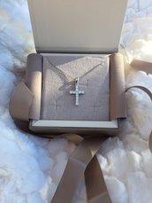 Crocetta in argento