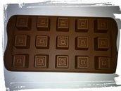 stampo silicone cioccolatini per gessetti fimo resina