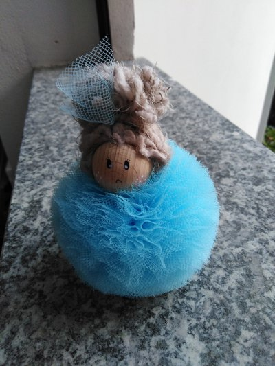 BAMBOLINA IN TULLE