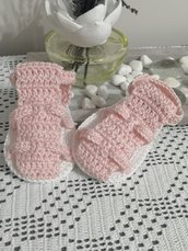 Sandaletto neonato. taglia 0-3 mesi