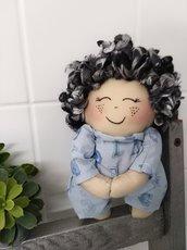 """Bambola di pezza """"Gigi"""""""