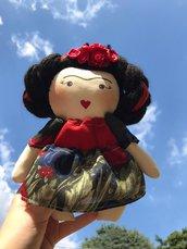 """Bambola di pezza """"Frida"""""""