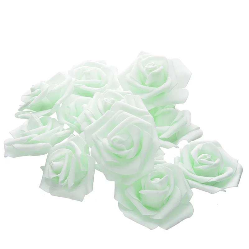 rosa crepla fiori decorazioni bomboniere sacchettini fai da te