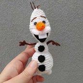 Olaf-Frozen realizzato a mano
