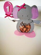 elefantino porta caramelle