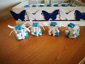 mini magneti farfalle