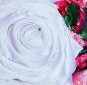 Bouquet sposa Rosa bianca
