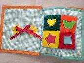 quietbook - librotattile per bambini