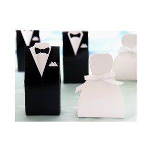Segnaposto porta confetti per matrimoni