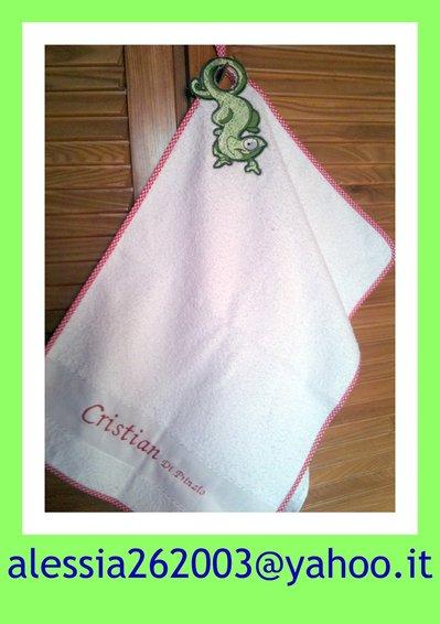 Asciugamano  Bambino/a