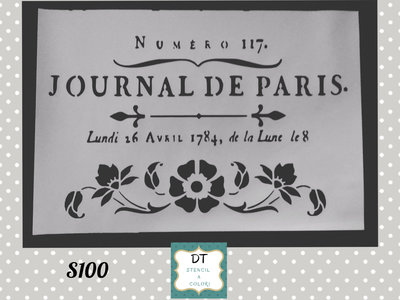 s100 journal de paris