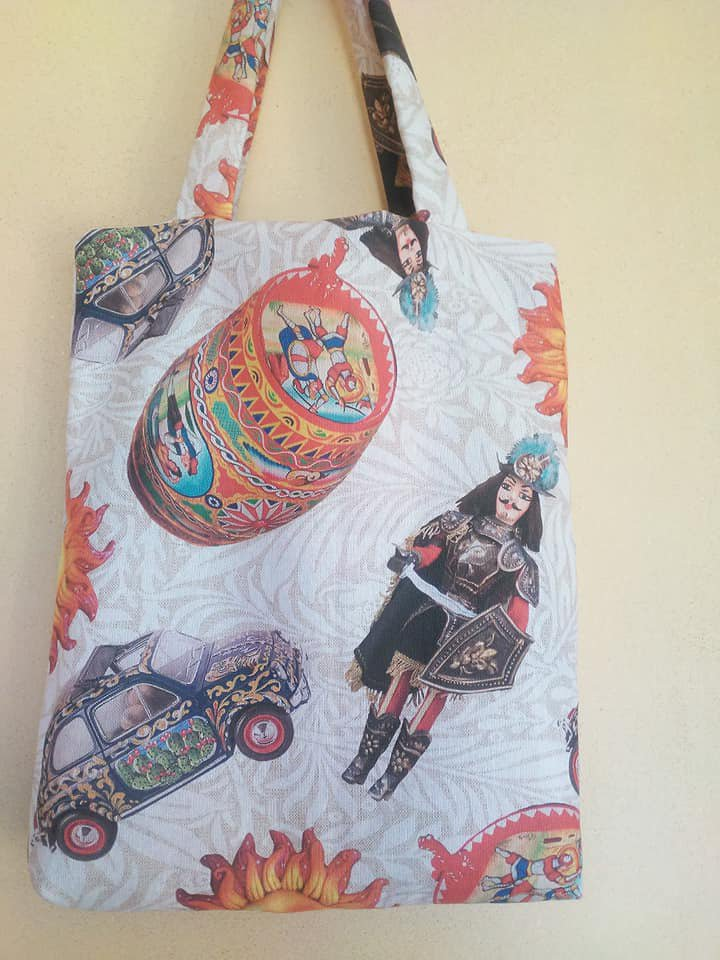 Shopper bag. Borsa.