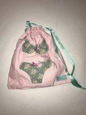 Porta lingerie in cotone