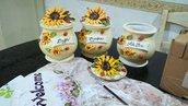 Contenitori in ceramica 3d articolo da regalo