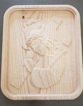 Cristo su legno