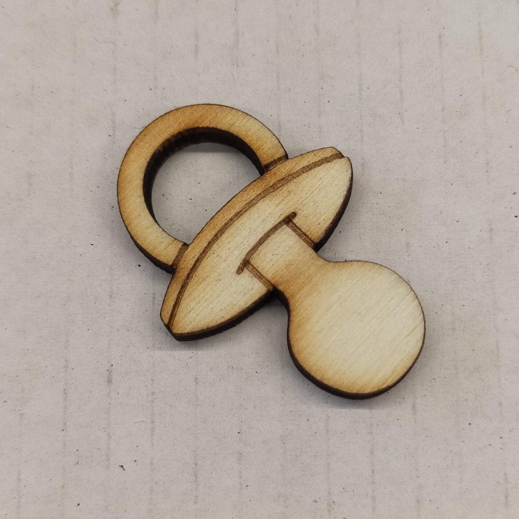 CIUCCIO, in legno taglio laser