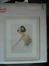 "Lanarte Kit "" Ballerina "" 29 x 39 CM Romantic Collection"