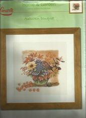"""Kit Ricamo """"Autumn Bouquet"""" Lanarte"""