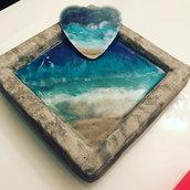 Centrotavola in pietre