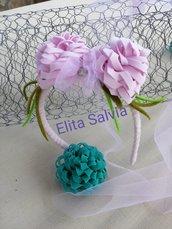 Cerchietti di fiori