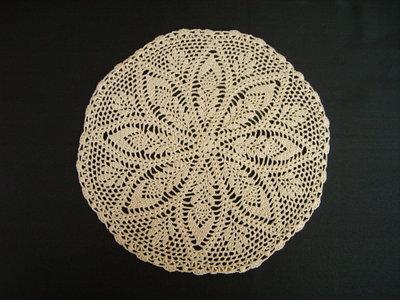 tovaglietta (placemat)