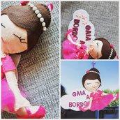 Ballerina Bebè a bordo