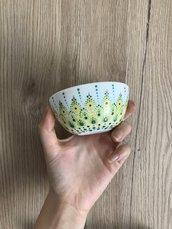 Ciotoline antipasti/aperitivo decorate con mandala