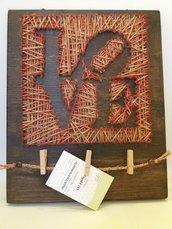 Love in Stringart